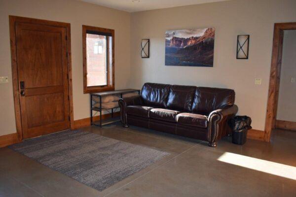 Retreat entry room 1