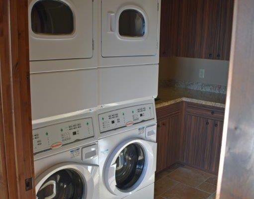 Retreat laundry